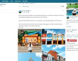 Ra mắt mạng xã hội du lịch đầu tiên của người Việt