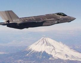Nhật Bản phát hiện thi thể phi công F-35 sau 2 tháng dốc sức tìm kiếm