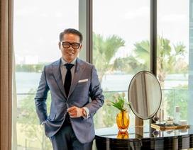"""Nhà thiết kế nội thất Quách Thái Công: """"Muốn thành công thì không gian sống là quan trọng nhất"""""""