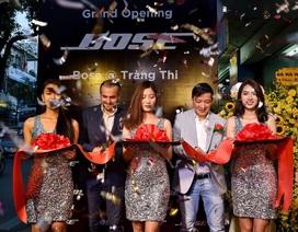 Bose Store lớn nhất Việt Nam chính thức khai trương tại Hà Nội