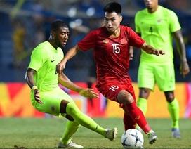 """Đức Huy: """"Đội tuyển Việt Nam không chịu áp lực nhiều như người Thái"""""""