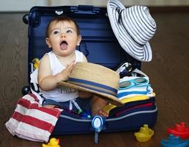Kinh nghiệm du lịch cùng bé