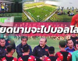 Báo Thái Lan chỉ ra nguyên nhân thành công của đội tuyển Việt Nam