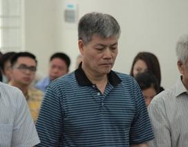 Bị triệu tập, Hà Văn Thắm vắng mặt tại phiên xử cựu Chủ tịch Vinashin
