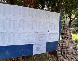 Hà Nam: Chiều nay, gần 9 nghìn thí sinh thi vào lớp 10 THPT