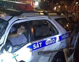 Khởi tố vụ Thiếu uý CSGT lái xe gây tai nạn khiến 1 người tử vong