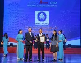 APEC CORP vinh dự là top 10 thương hiệu bất động sản xuất sắc năm 2019