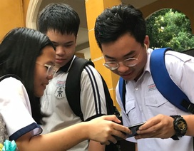 """Chấm thi lớp 10 ở TPHCM: Điểm Toán thấp, giáo viên cũng """"sốt ruột"""""""