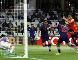 Báo Thái Lan muốn đội nhà cùng bảng Việt Nam, Trung Quốc ở vòng loại World Cup