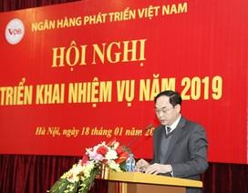 Thủ tướng bổ nhiệm Tổng Giám đốc Ngân hàng VDB