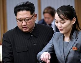Người em gái quyền lực của ông Kim Jong-un thăm biên giới liên Triều