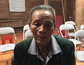 Gần 24 giờ truy bắt cụ ông 80 tuổi nghi chém chết con trai