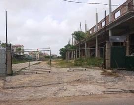 """Thu hồi đất dự án bệnh viện 1.600 tỷ """"đắp chiếu"""" gần chục năm tại Quảng Bình"""