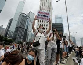 Phản ứng đầu tiên của ông Trump về cuộc biểu tình tại Hong Kong