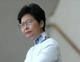 Lãnh đạo Hong Kong bị đe dọa vì dự luật dẫn độ