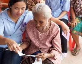Thái Lan trước ngưỡng cửa một xã hội lão hóa nhanh chóng