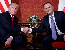 Chuyến thăm Mỹ không như kỳ vọng của Tổng thống Ba Lan