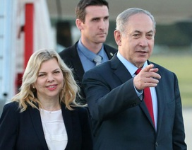 Vợ Thủ tướng Israel hầu tòa vì dùng công quỹ đặt đồ ăn ngoài