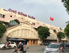 Thăm những ngôi chợ lâu đời nổi tiếng ở Hà Nội