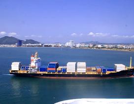Đề xuất nhận chìm 300.000 m3 vật chất nạo vét luồng cảng Quy Nhơn xuống biển