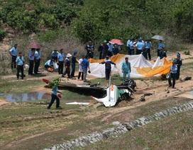 Rơi máy bay quân sự ở Khánh Hòa, 2 phi công thiệt mạng