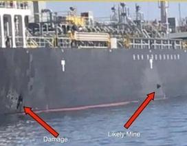 """Thủy thủ tàu dầu Nhật Bản nhìn thấy """"vật thể bay"""" trước khi bị tấn công"""