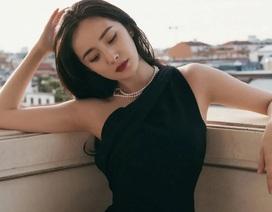 Trở về cuộc sống độc thân, Dương Mịch thêm gợi cảm và quyến rũ!