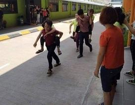 Phú Thọ: 70 công nhân nhập viện nghi ngộ độc thực phẩm