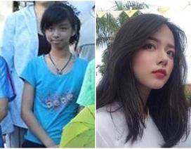 """Nữ sinh Quảng Bình """"dậy thì thành công"""" khiến dân mạng xuýt xoa"""