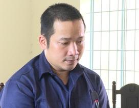 Xét xử nam thanh niên bỏ ma túy vào ca nước khiến thiếu úy công an tử vong
