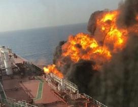 Iran bị nghi phóng tên lửa vào máy bay không người lái Mỹ trước vụ tấn công tàu dầu