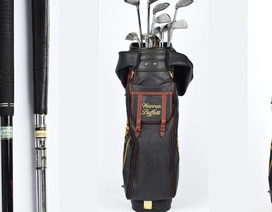 Đại gia trả gần tỷ đồng để mua gậy chơi golf cũ của tỷ phú Warren Buffett
