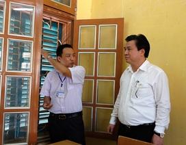 Sơn La: Cán bộ làm thi phải qua vòng thẩm định nhân thân của công an