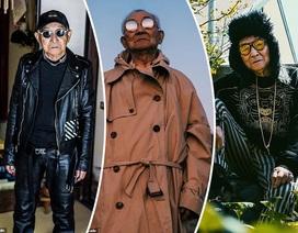 """Ông cụ 84 tuổi gây sốt trên mạng xã hội vì phong cách thời trang """"độc, lạ"""""""