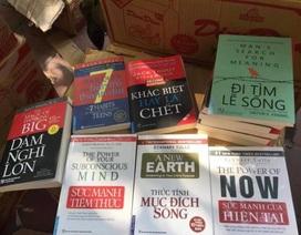 """Hạt Giống Tâm Hồn và hàng loạt sách bị in lậu: First News tuyên bố """"'buộc phải chiến đấu"""""""