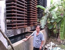 Cục trưởng Cục THADS Trà Vinh khẳng định sẽ cưỡng chế nhà máy nước đá sai phạm