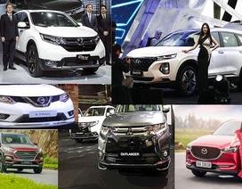 Mẫu xe nào bán nhiều nhất phân khúc crossover tháng 2/2020?