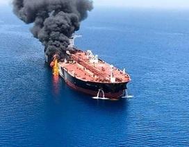 Iran nổi giận vì bình luận của Anh về vụ tấn công tàu chở dầu, triệu tập đại sứ