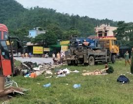 Danh tính 41 nạn nhân vụ xe tải và xe khách tông nhau ở Hòa Bình