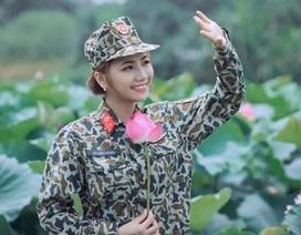 Chân dung nữ quân y xinh đẹp gây thương nhớ tại show hẹn hò