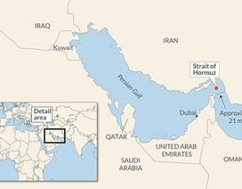 """Điều gì xảy ra khi Eo biển Hormuz - """"yết hầu"""" dầu mỏ thế giới bị bóp nghẹt?"""