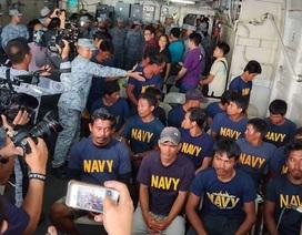 Philippines lý giải sự im lặng của Tổng thống Duterte sau nghi án tàu Trung Quốc đâm tàu Manila