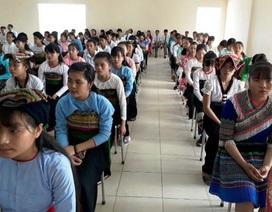 Thanh Hóa tuyển sinh hệ dự bị đại học dân tộc