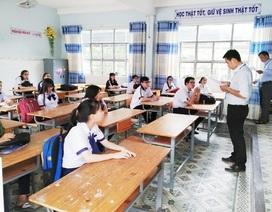"""Chủ tịch Cà Mau lưu ý chọn người """"có năng lực, tinh thần trách nhiệm cao"""" tham gia công tác thi"""