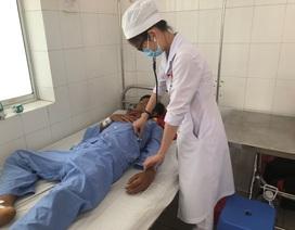 Cứu sống nam thanh niên bị sốt xuất huyết, ói ra máu rất nguy kịch