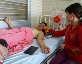 Bệnh nhân chấn thương cột sống, bác sĩ khoan nhầm cẳng chân