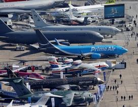 """""""Đã mắt"""" với với dàn máy bay khủng tại triển lãm hàng không lớn nhất thế giới"""