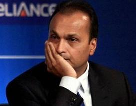 Hàng loạt ngân hàng Trung Quốc đòi nợ 2,1 tỷ USD của tỷ phú Ấn Độ phá sản