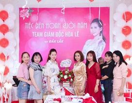 CEO Kim Oanh chia sẻ bí quyết kinh doanh thành công