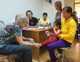 Đắk Lắk: Trẻ bị dị tật cơ xương khớp – sẹo bỏng có cơ hội được phẫu thuật miễn phí